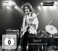 Live At Rockpalast 1978 - (Doppel CD + DVD - VÖ: 31.05.2019)