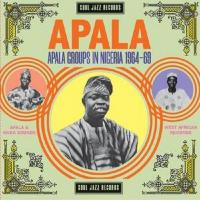 Apala: Apala Groups In Nigeria 1964-1969 - (Doppel LP - VÖ: 07.02.2020)
