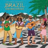 Brazil: Samba Bossa & Beyond! - (CD - VÖ: 24.07.2020)