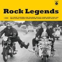 Rock Legends - (3 LP - Box - VÖ: 23.10.2020)