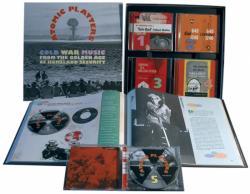 Atomic Platters (5 CD Box & 1 DVD im LP-Format mit 292-seitigem Buch)