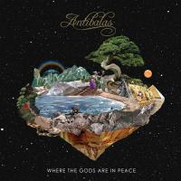 Where The Gods Are In Peace - (CD)