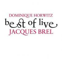 Best Of Live-Jacques Brel (Doppel CD)