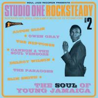 Studio One Rocksteady 2 - (CD - VÖ: 27.01.2017)