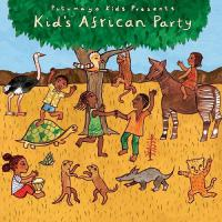 Kid's African Party - (CD - VÖ: 16.03.2018)