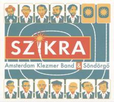 Szikra - CD - VÖ: 01.06.2018)