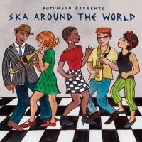 Ska Around The World - (CD - VÖ: 31.08.2018)