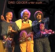 3 Geiger unter Euch-Samstagabend in Wuppertal