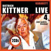 """""""Kittner Live 4 - """"Sehr geehrte Drecksau"""" (Doppel CD) - (z.Zt.nicht erhältlich)"""