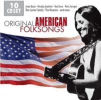Original American Folksongs - (10 CD-Box)