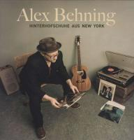 Hinterhofschuhe aus New York - (CD)