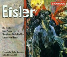 Die Mutter (Kantate op.25) - (CD)