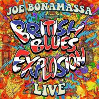 British Blues Explosion Live (3 LPs, 180g, Limited-Edition -  VÖ: 18.5.2018)