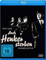 Auch Henker sterben - (DVD - Blu-ray -VÖ: 30.04.2020)