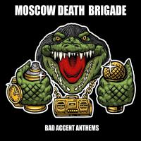 Bad Accent Anthems- (CD)