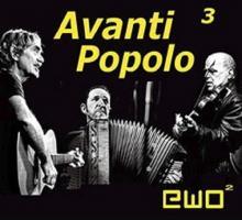 Avanti Popolo 3 - (CD)