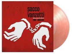 Filmmusik: Sacco E Vanzetti (LP - 180g - Limited Numbered Edition - Transparent & Red Swirled Vinyl - VÖ: 20.11.2020)
