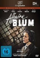 Affaire Blum (DEFA Filmjuwelen) - (DVD - VÖ: 18.06.2021)