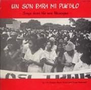 Un Son Para Mi Pueblo: Songs of the New Nicaragua