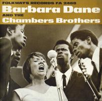 Barbara Dane and the Chambers Brothers - (LP - Import USA)