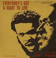Everybody's Got a Right to Live - (CD - 1968)