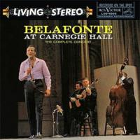 Belafonte At Carnegie Hall - (5 LP, 45rpm-edition, 200g, Box, Booklet)