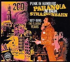 Pranoia in der Strassenbahn- HH 77-90 - (Doppel CD)