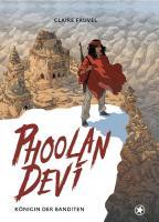 Phoolan Devi - Königin der Banditen (Buch - Hardcover, 22 • 30 cm , 226 Seiten)
