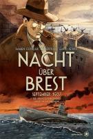 Nacht über Brest (Buch - Hardcover, 22 • 32 cm, 80 Seiten - Erscheint im September 2020)