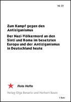Zum Kampf gegen den Antiziganismus - (Broschüre)